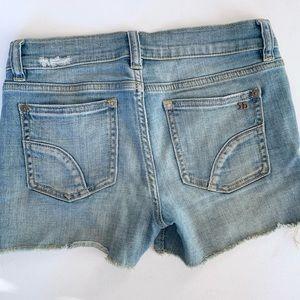 Joes Jeans Denim Shorts